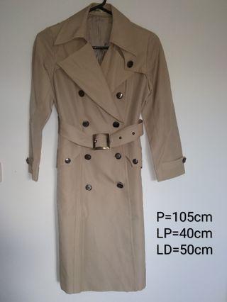 Long Coat Cream