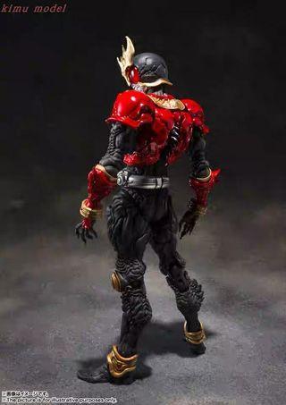 Kamen rider KUUGA  (SIC)  BANDAI