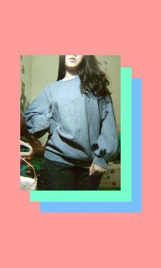 Sweater oversize spao
