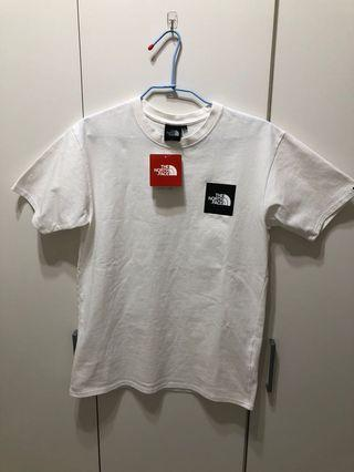 The north face logo T