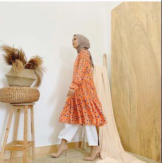 Iymel Says Hijab Freya Tunic  baju busui