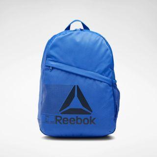 """ACTIVE FOUNDATION BACKPACK MEDIUM "" Reebok 全新 藍色 筆電夾層 運動 休閒 背包 後背包 肩背包 運動背包 書包 筆電包 DU3003"