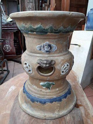 Antique Flower Stand