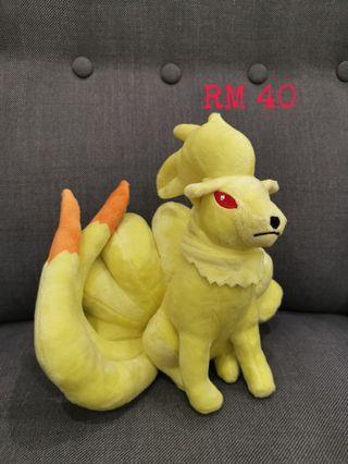 Pokemon plush toy