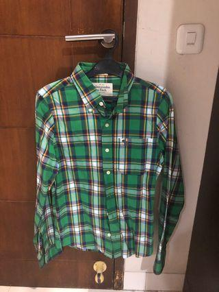 Abercrombie shirt size small #1111special