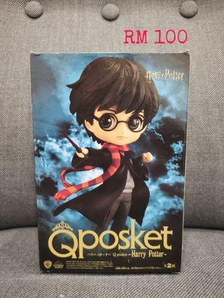 Harry Potter Qposket figurine