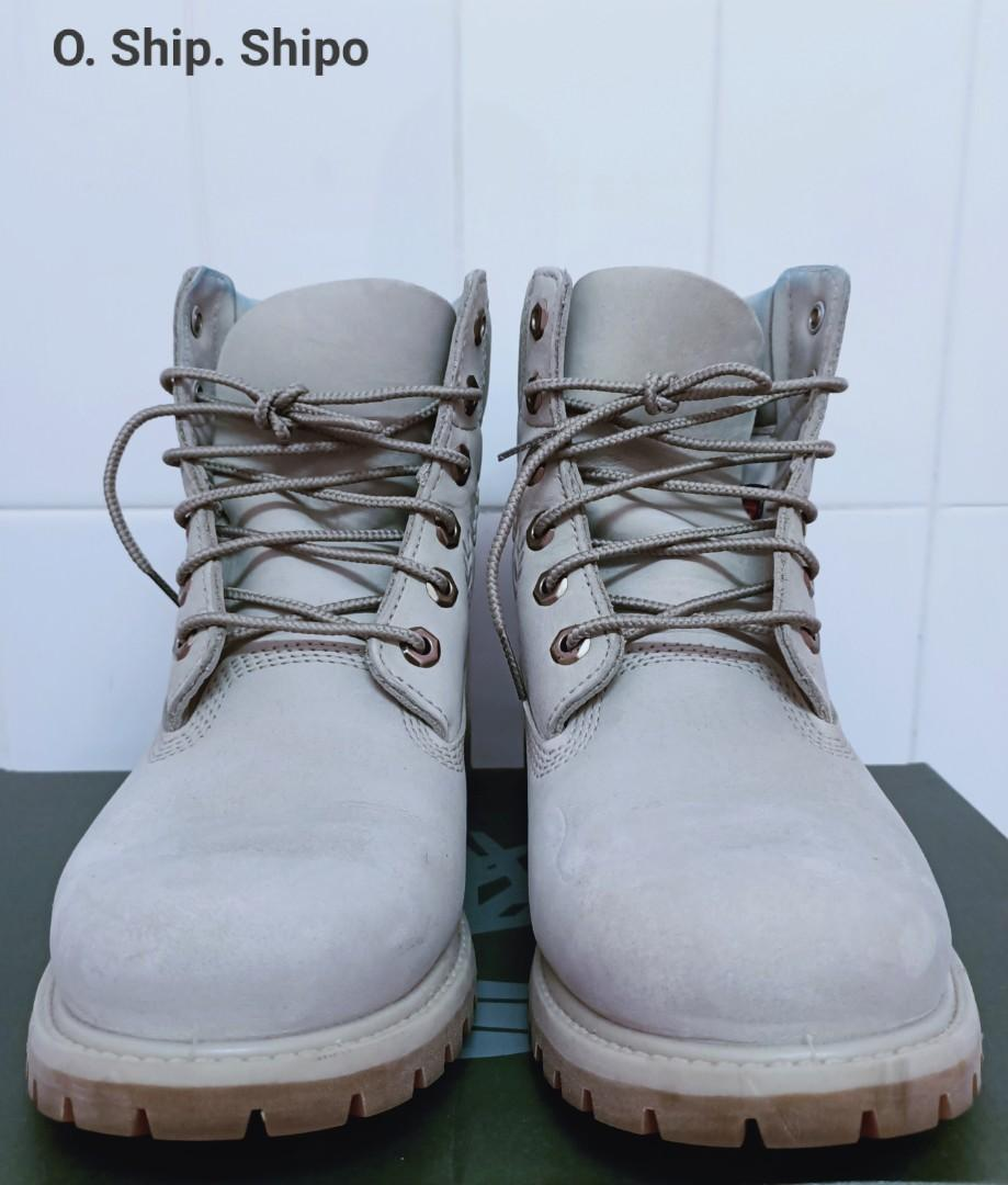 6IN Lace Embossed Women's Timberland Boots