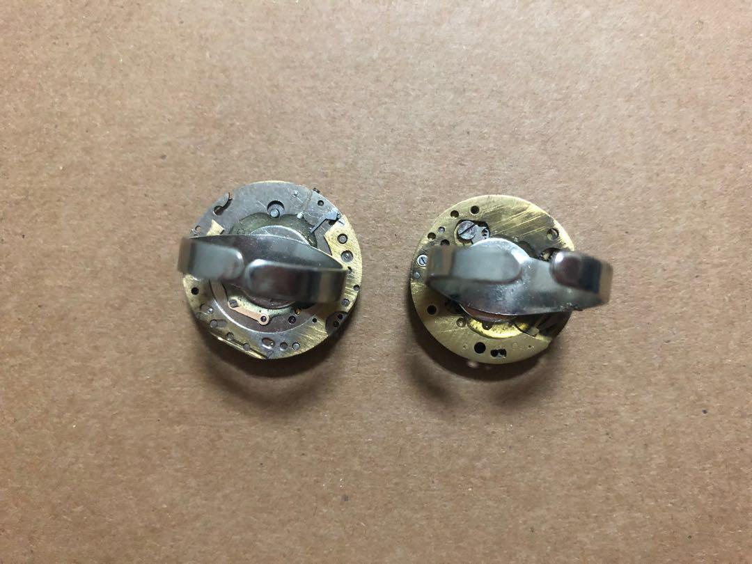 手錶零件戒指(剩銅色一個)