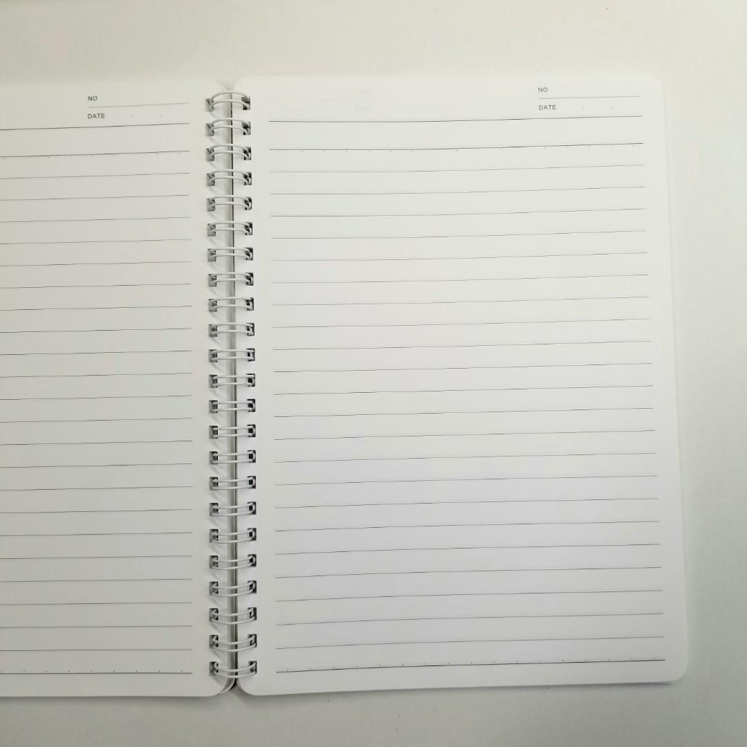 石頭紙筆記本 Stone Paper Notebook