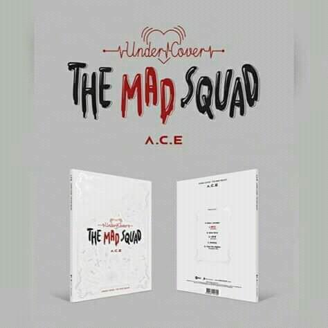 A.C.E - Mini Album Vol.3 [UNDER COVER : THE MAD SQUAD]