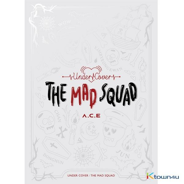 A.C.E - Mini Album Vol.3 [UNDER COVER : THE MAD SQUAD]