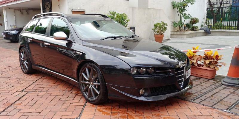 ALFA ROMEO 159 JTS V6 2008