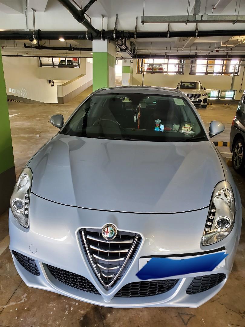 ALFA ROMEO GIULIETTA GT
