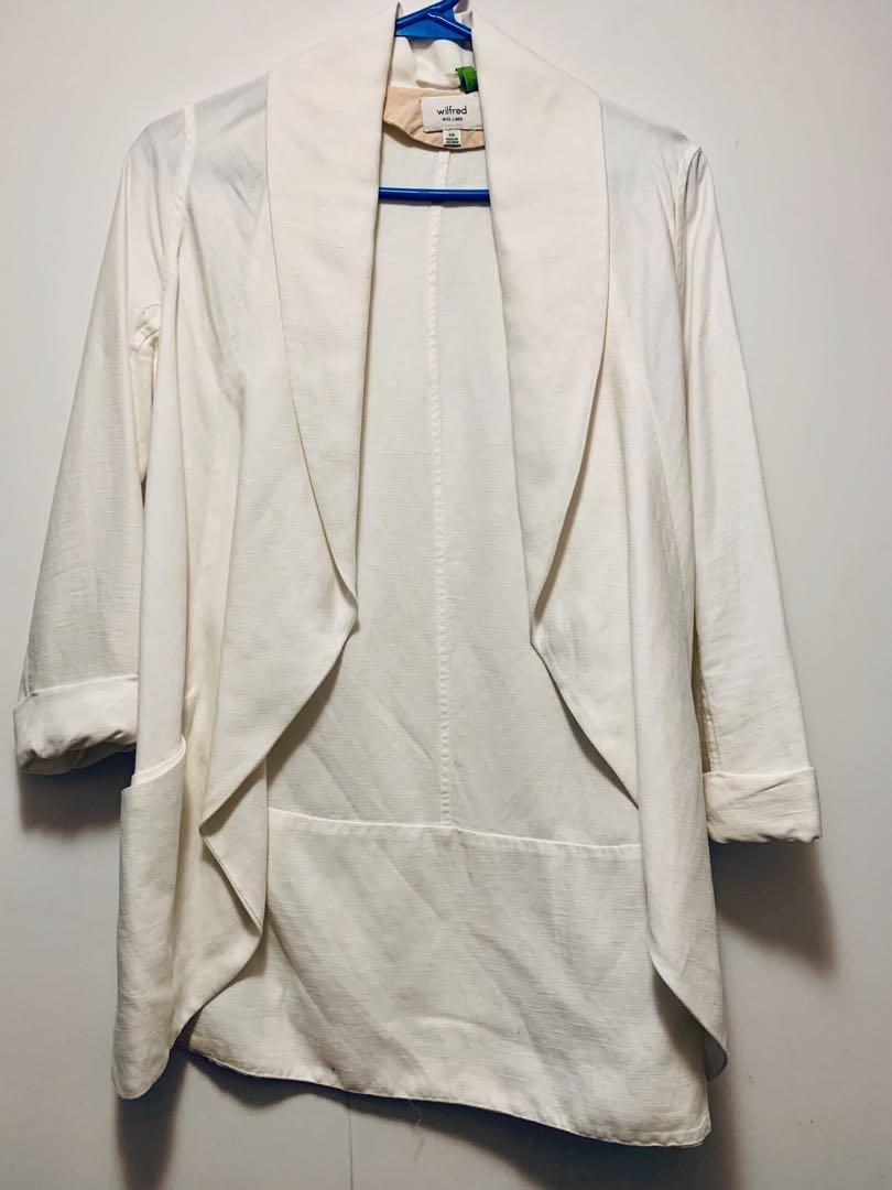 Aritzia Wilfred Chevalier Jacket - Size XXS