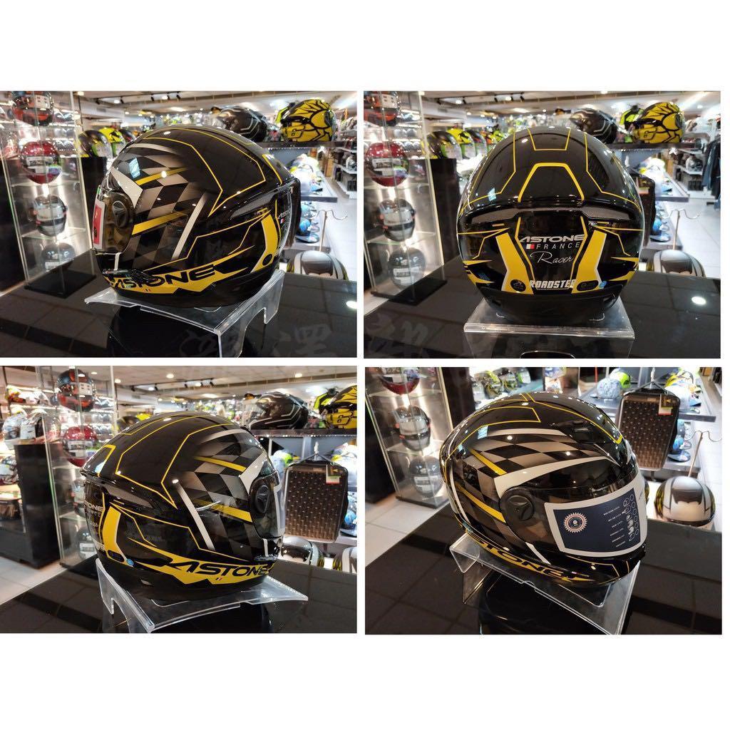 ASTONE Roadstar WW11 Helmet
