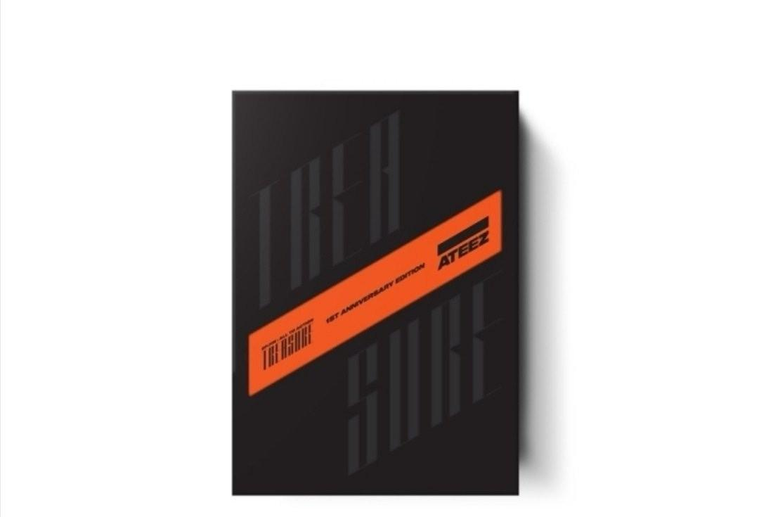 ATEEZ TREASURE EP.FIN: All To Action 1st ANNIVERSARY EDITION