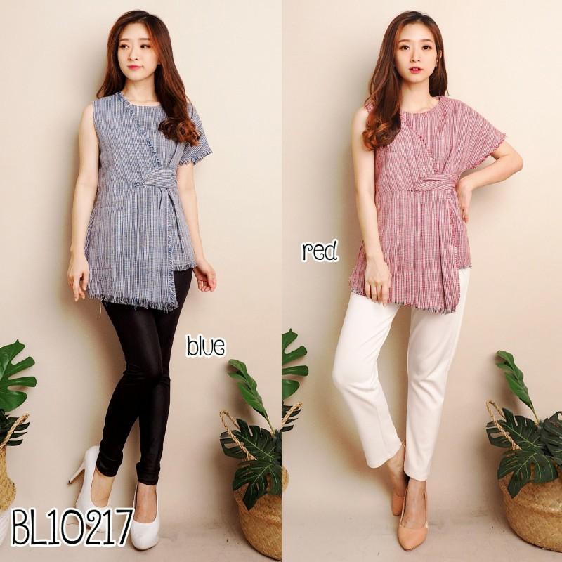 Blouse wanita BL10217 blouse polos blouse simpel blouse kerja blouse casual blouse kantor