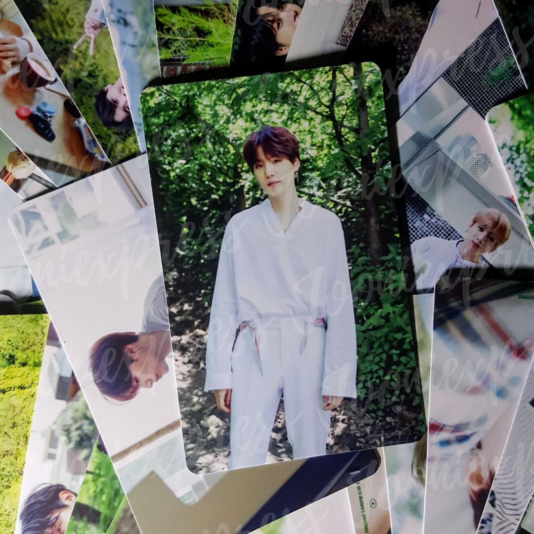 BTS UNOFFICIAL 100PC PHOTOCARDS