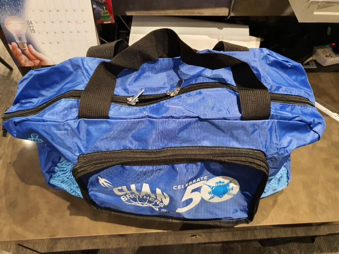 CHAN BROTHERS 50th Travel Bag