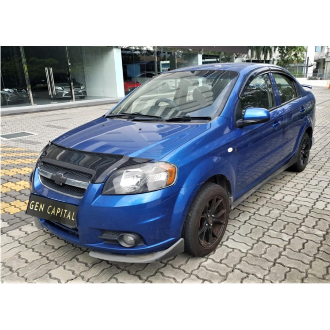Chevrolet Aveo 1.4A - Many ranges of car to choose from, with very reliable rates!