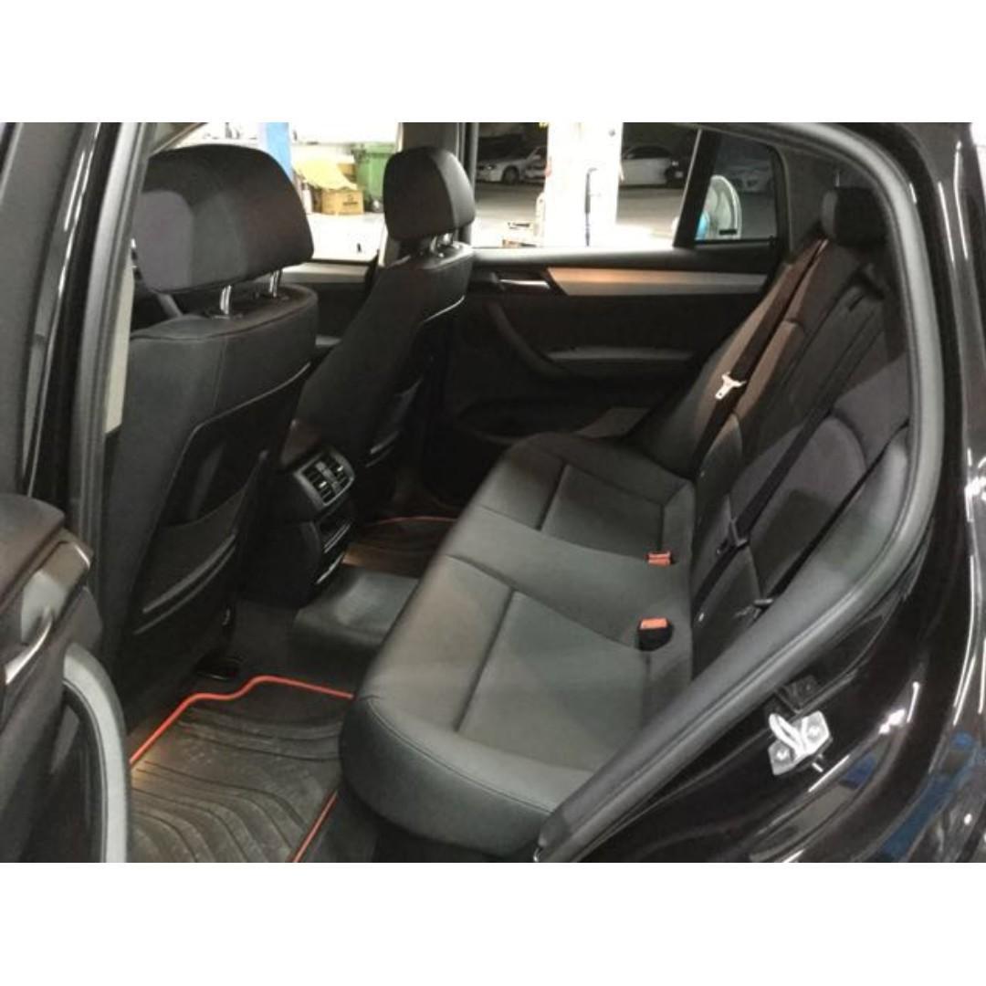 【高CP值優質車】2014年 BMW X4【經第三方認證】【車況立約保證】