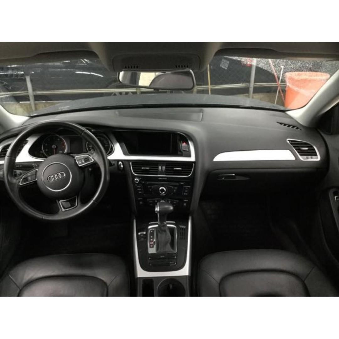 【高CP值優質車】2015年 AUDI A4【經第三方認證】【車況立約保證】
