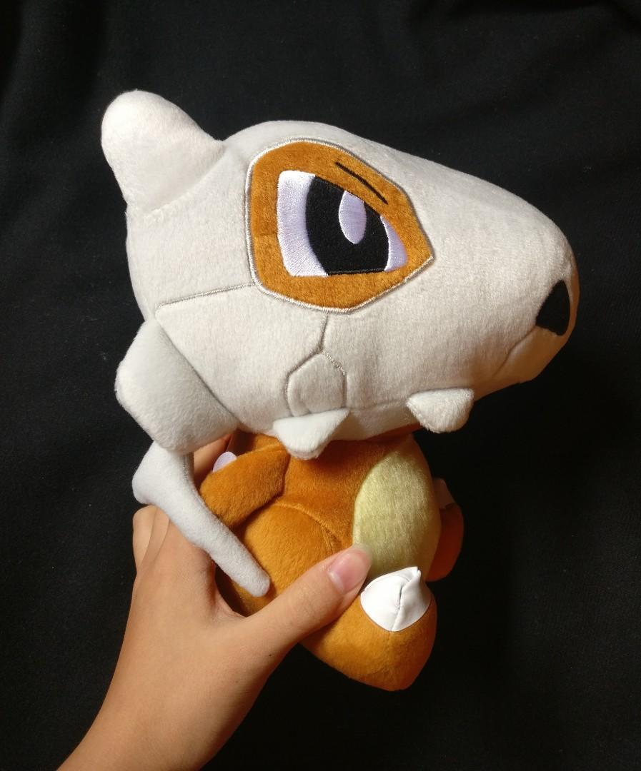 Cubone Pokemon plush stuffed toy