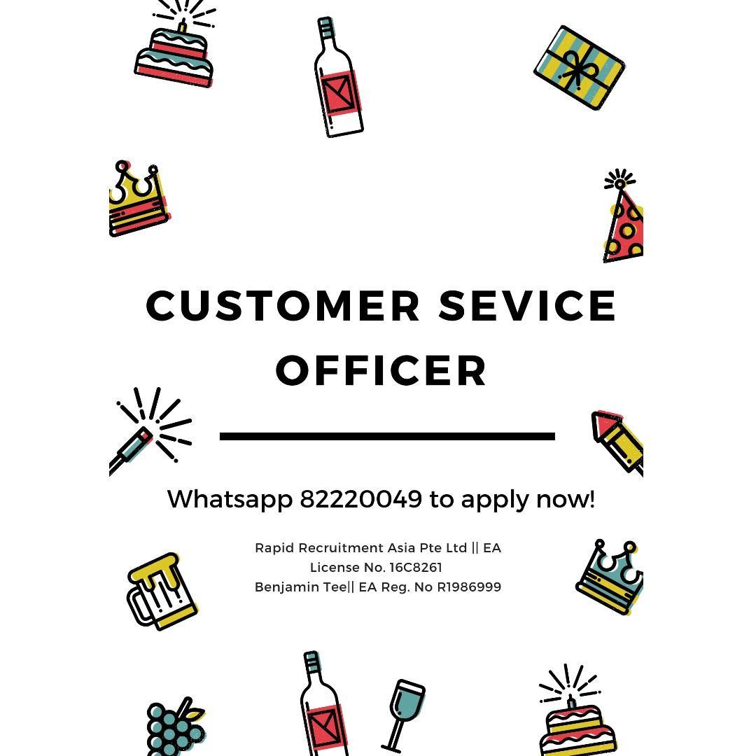 Customer Service Officer @ West!! $720/ 2 weeks !!!