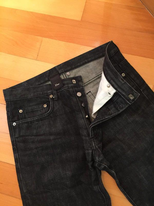 Dior Homme Man's Jeans