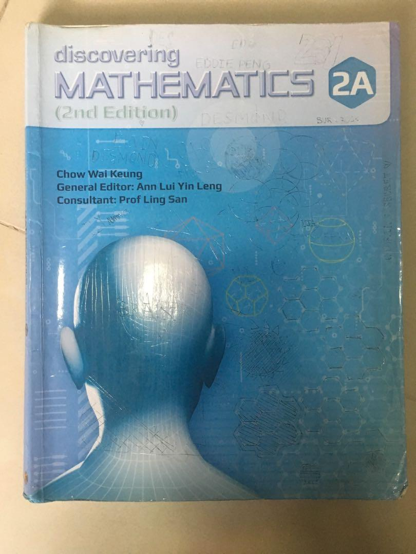 Discovering Mathematics 2A (2nd edition)