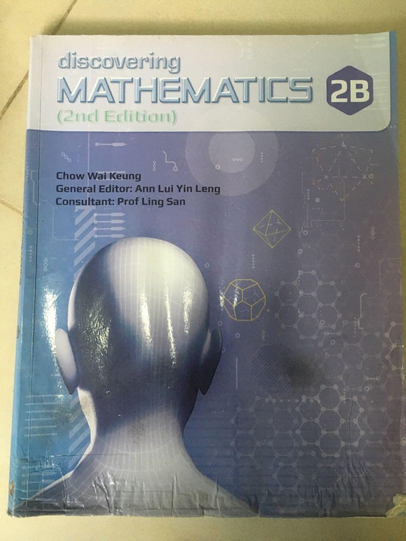 Discovering Maths 2B (2nd edition)