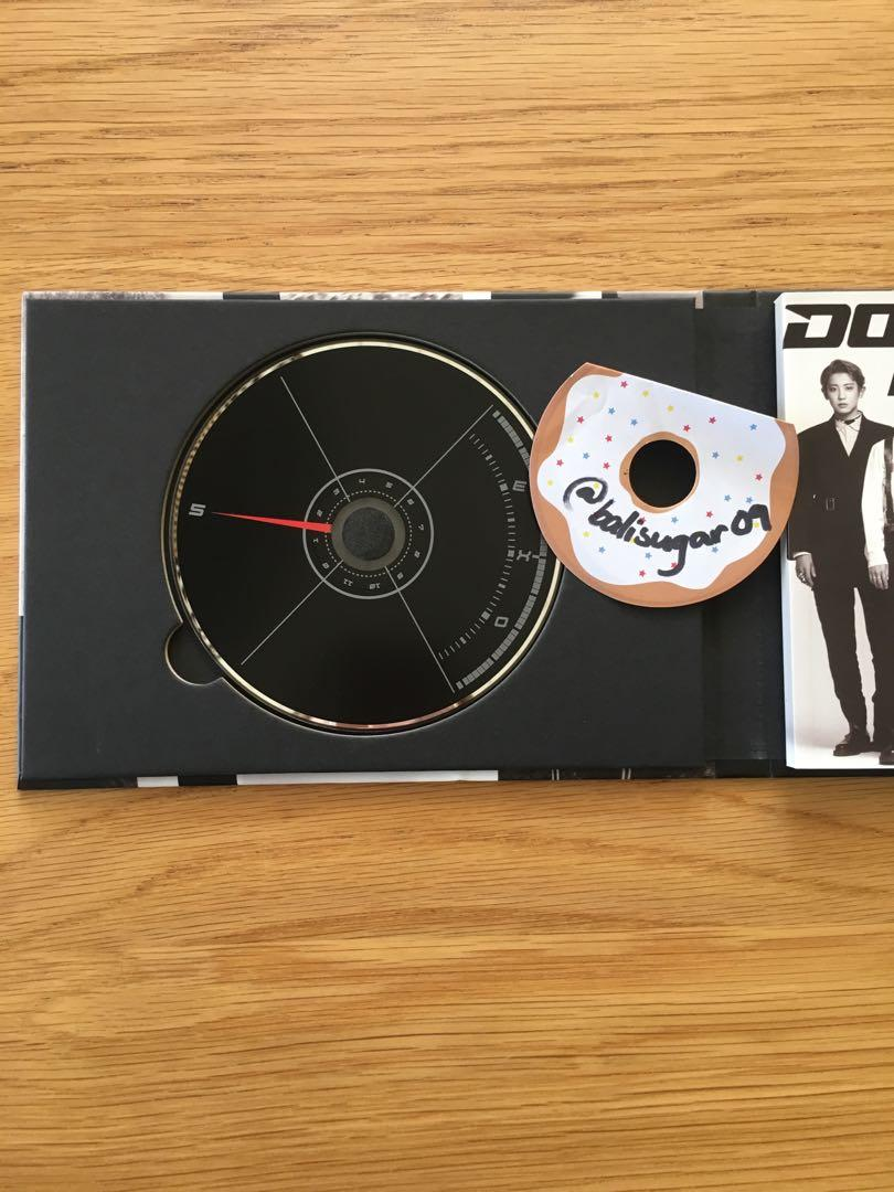 EXO Don't Mess Up My Tempo (Allegro Version) Album w/ Photocards