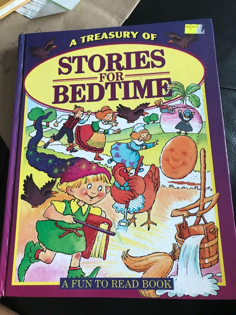 Fairy tales and bed time stories