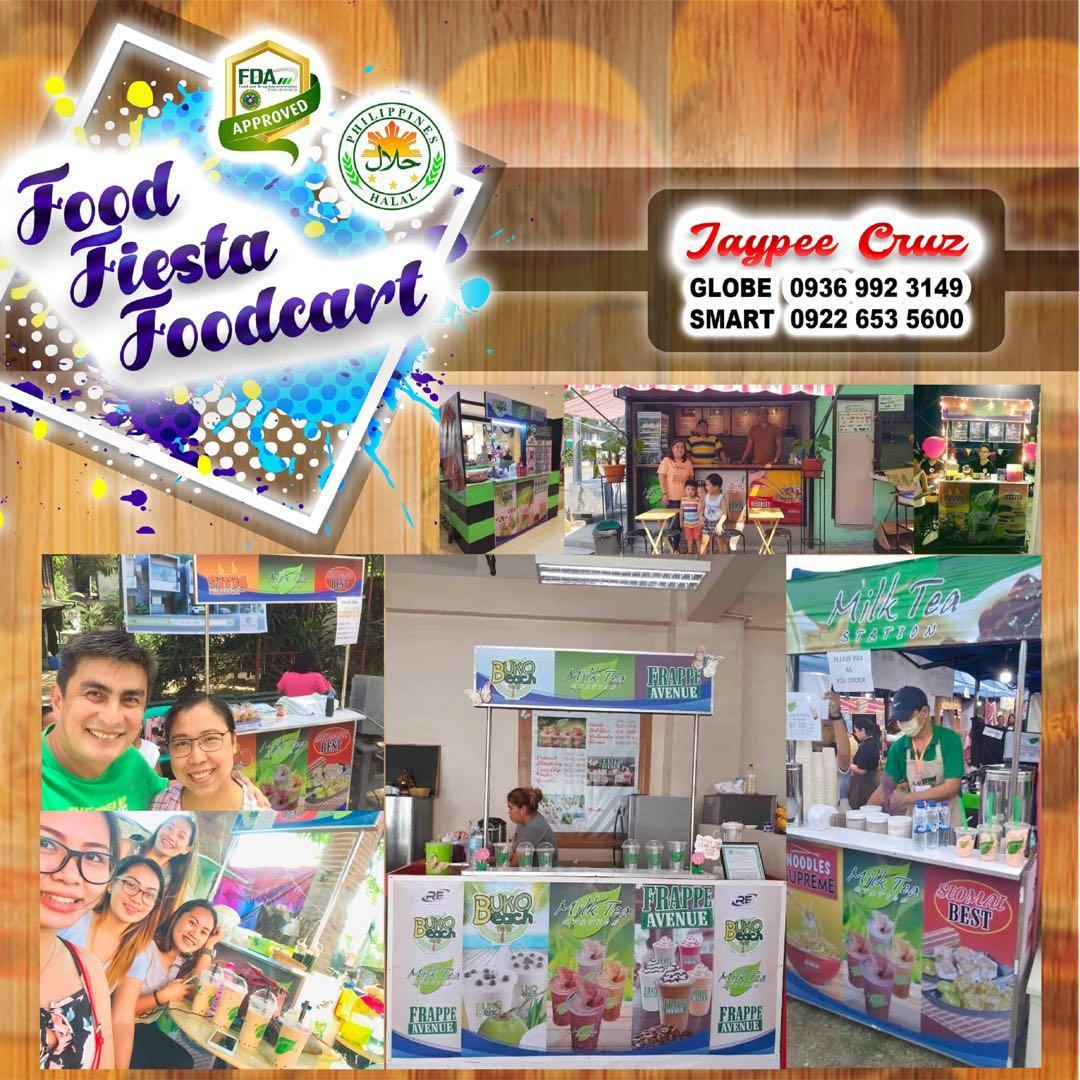 Food Fiesta Foodcart