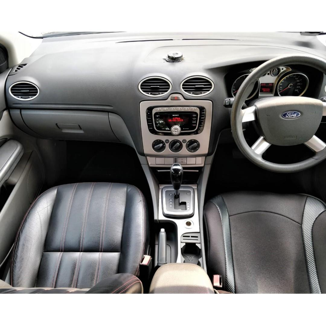 Ford Focus - Many ranges of car to choose from, with very reliable rates! Any day!