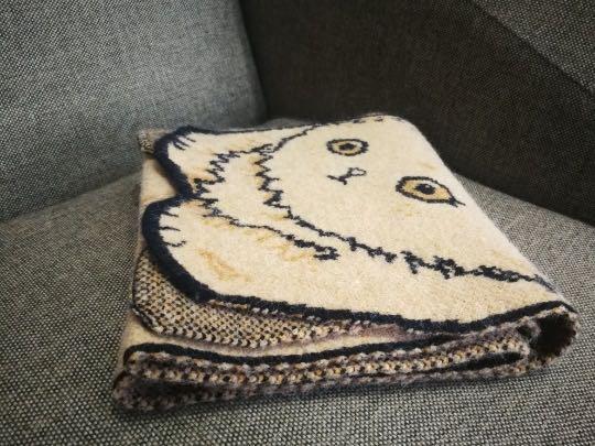 Franche lippee 動物可愛頸巾