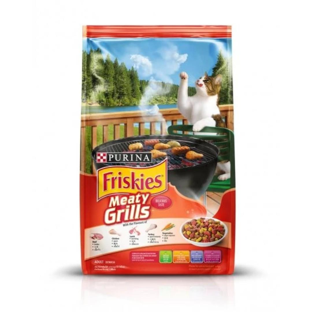Friskies Dry Cat Food 454g