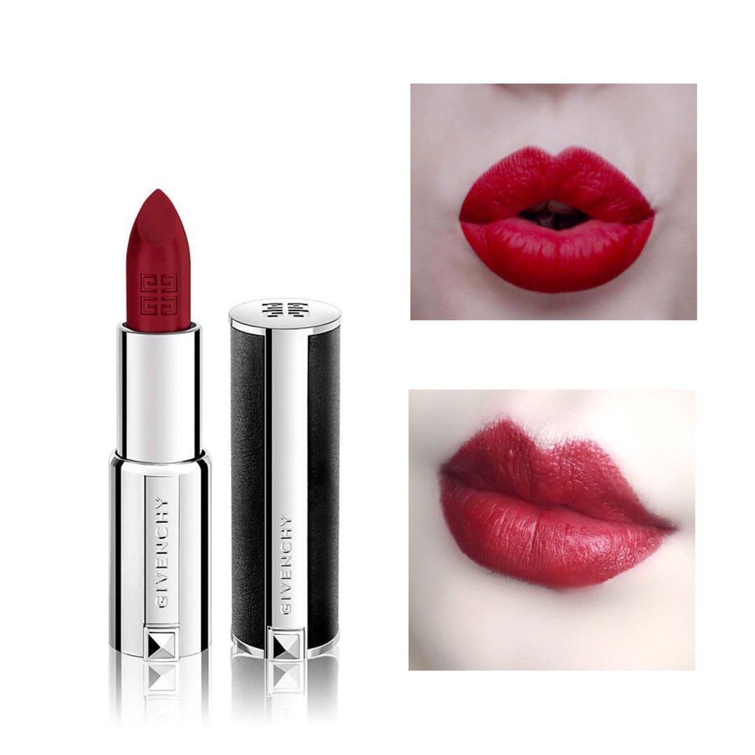 Givenchy Le Rouge 3.4g #307 Grenat Initie