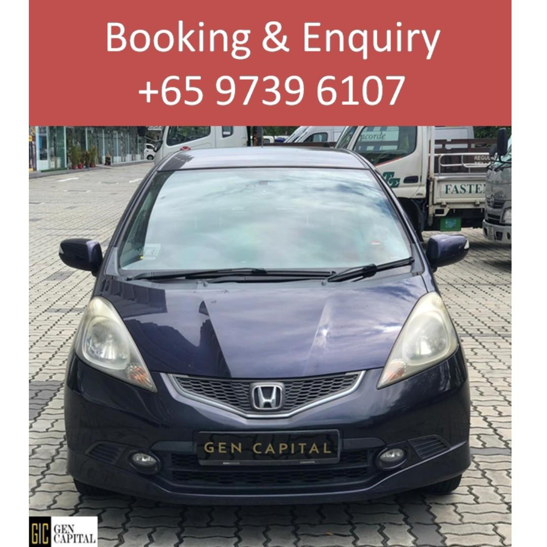Honda Jazz 1.5A -  Your preferred rental, With the Best service!