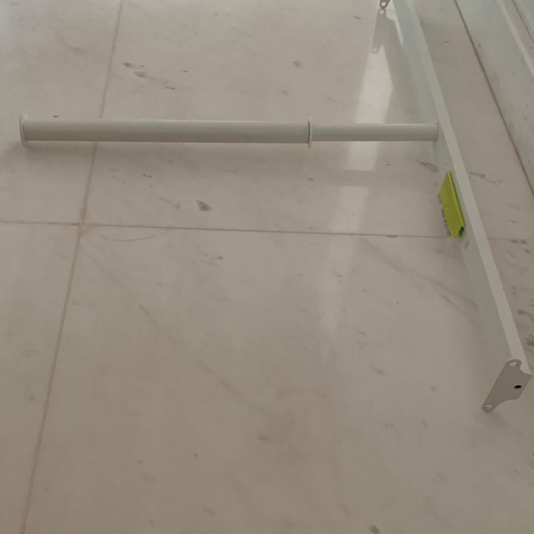 IKEA KOMPLEMENT pull-out clothes rail