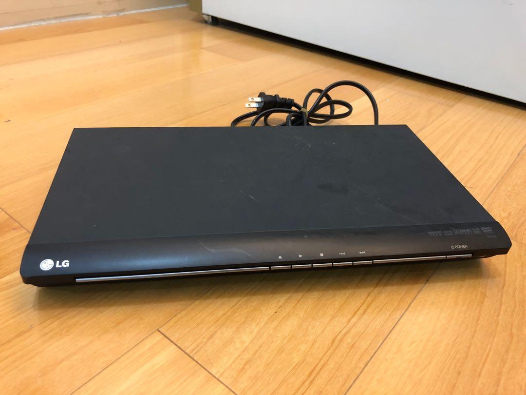 LG 數位影音光碟機【DV235】多重讀取功能