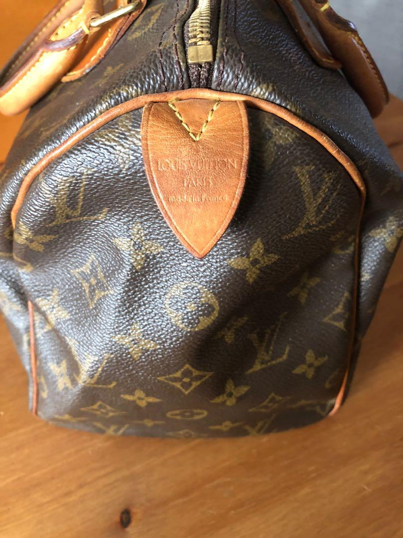 🌷LOUIS VUITTON Speedy 30 in Monogram🌷