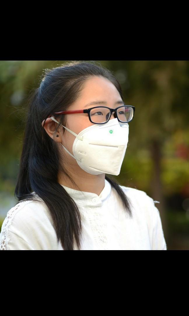 Masker anti polusi #maugendongan
