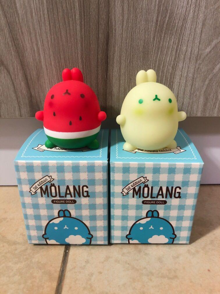 Molang Figure Doll