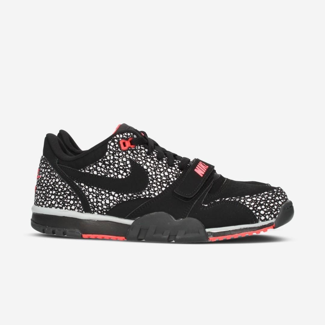 Nike Air Trainer 1 Low ST Black Safari