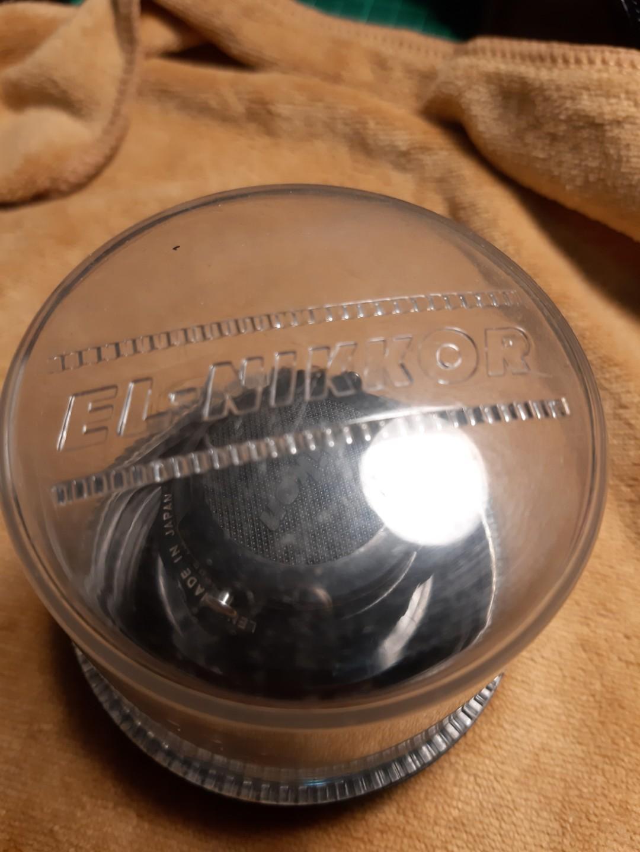 EL-Nikon 50mm enlarger  lens