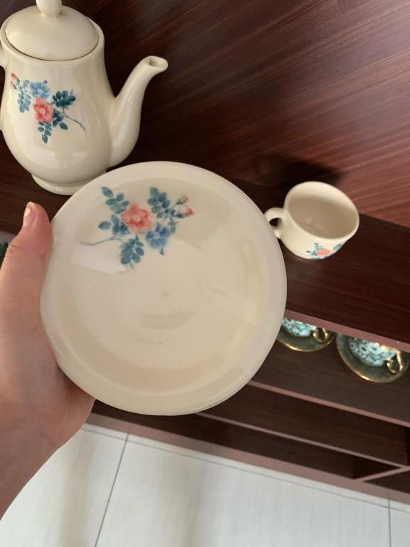 Nikura 12 Pcs Tea Set Super Quality Gift Set