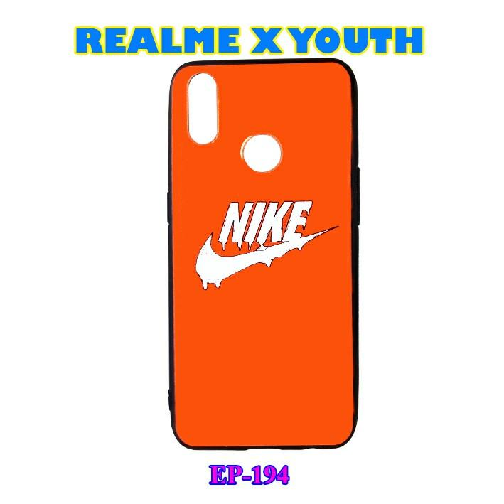 OPPO REALME X YOUTH SOFTRUBBER SOFTCASE
