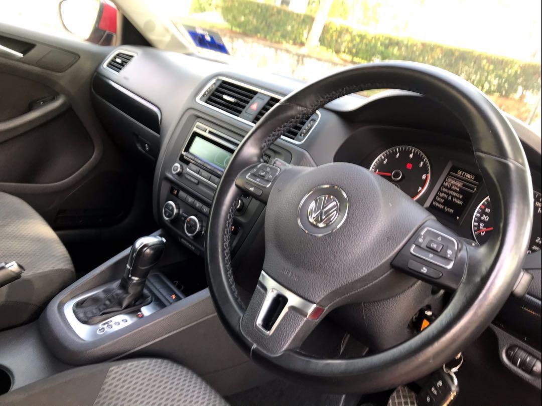 Ori 2012 Volkswagen Jetta 1.4 TSI(A)1 Owner Easy Loan