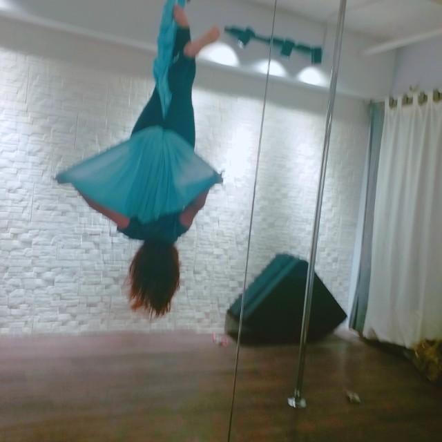 Private aerial yoga 私人空中瑜珈班